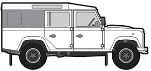 Land Rover Defender 110 4 door