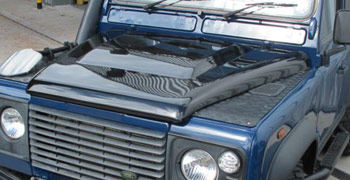 Puma Bonnet for Land Rover Defender