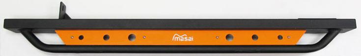 tree-slider Orange and Black